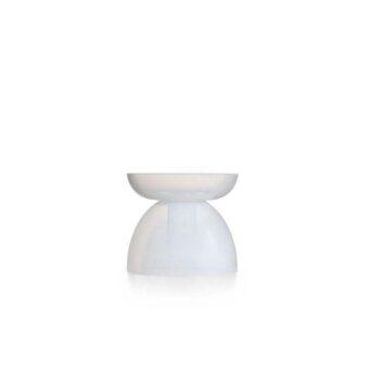 Opal White H 18 cm / ⌀ 20 cm