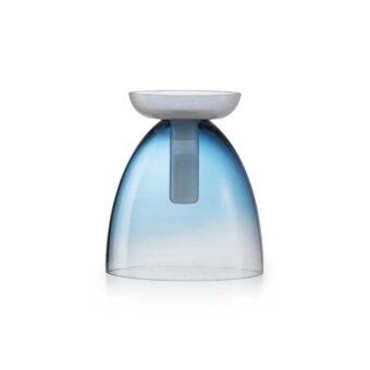 Savoy Blue / Opal White H 31 cm / ⌀ 28 cm