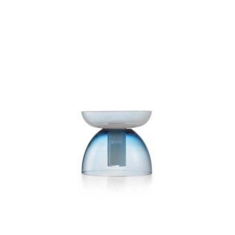 Savoy Blue / Opal White H 18 cm / ⌀ 20 cm