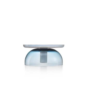 Savoy Blue / Opal White H 14 cm / ⌀ 30 cm