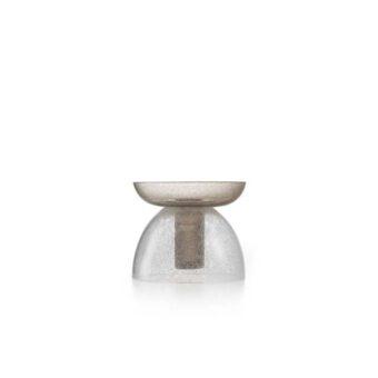 Pulegoso Crystal / Kaiser Pulegoso grey H 18 cm / ⌀ 20 cm
