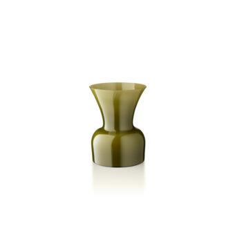 Olive green H 16 cm / ⌀ 12 cm