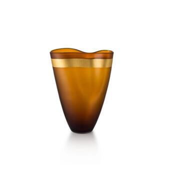 Satin Orange H 32 cm / 34 cm