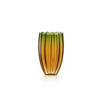 Green / Amber H 28 cm / ⌀ 16 cm