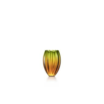 Green / Amber H 17 cm / ⌀ 12 cm