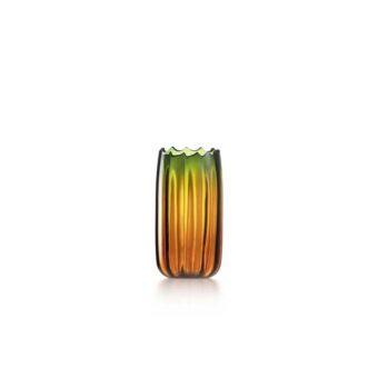 Green / Amber H 23 cm / ⌀ 11 cm