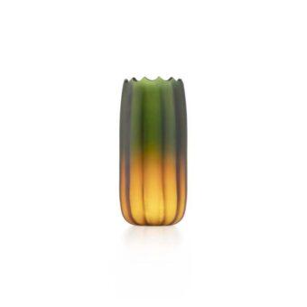 Green / Amber H 32 cm / ⌀ 14 cm