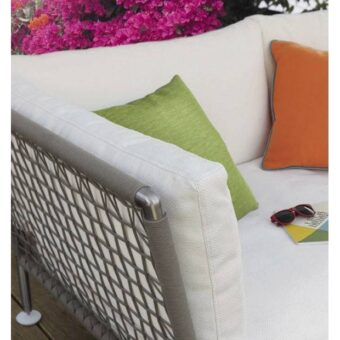 Details of the woven of Sofa Nest