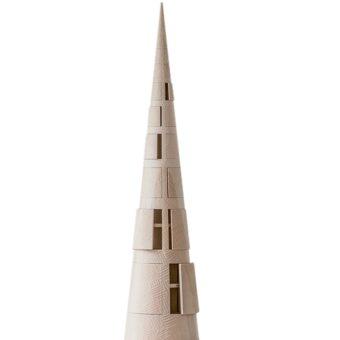 PUNTA KRISA - 39 x 24 x H280 cm