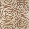 ROSE - GRAFFITI - CREMA MARFIL / ROSSO ALICANTE