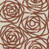 ROSE - INLAY - CREMA MARFIL / ROSSO ALICANTE