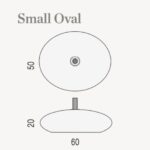 Small oval