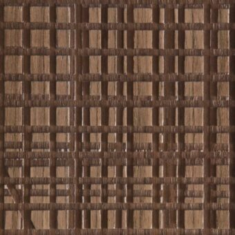 MAXIMA Carved Wood - CANALETTO WALNUT